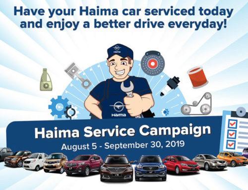 Haima Service Campaign