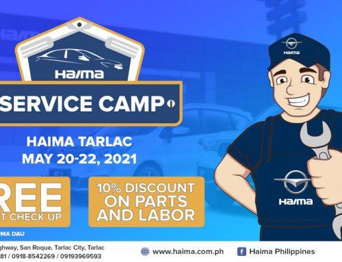 Haima Service Camp
